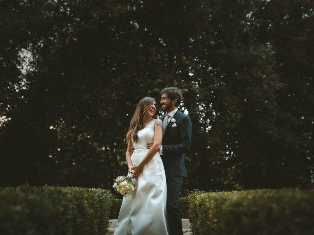 Il matrimonio di Andrea e Simona a Monterado, Ancona 39