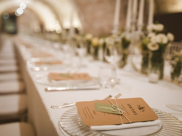Il matrimonio di Andrea e Simona a Monterado, Ancona 42