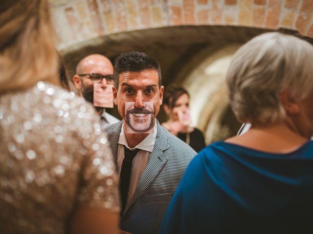Il matrimonio di Andrea e Simona a Monterado, Ancona 45