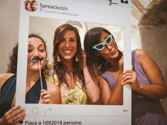 Il matrimonio di Andrea e Simona a Monterado, Ancona 46
