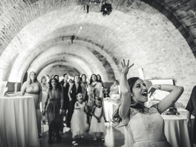 Il matrimonio di Andrea e Simona a Monterado, Ancona 50