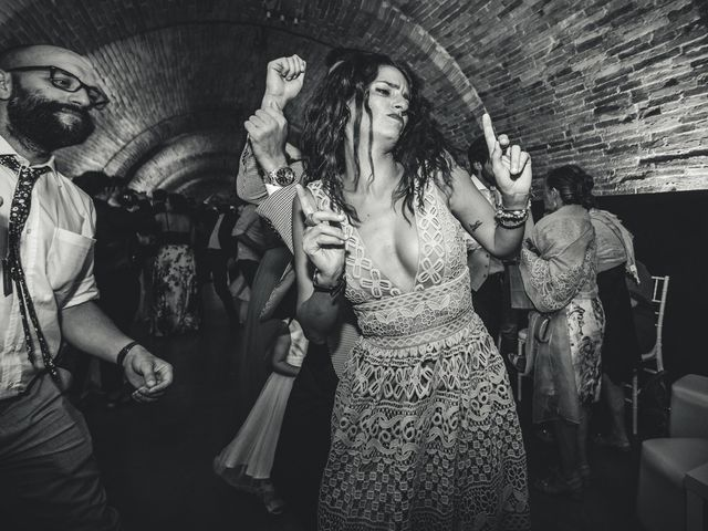 Il matrimonio di Andrea e Simona a Monterado, Ancona 51