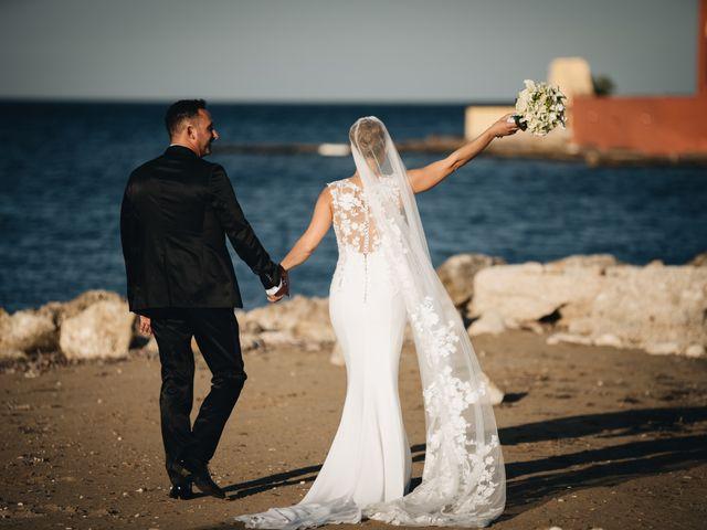 Le nozze di Salvo e Giuliana