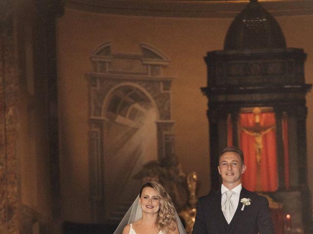 Il matrimonio di Roberto e Valentina a Chignolo Po, Pavia 5
