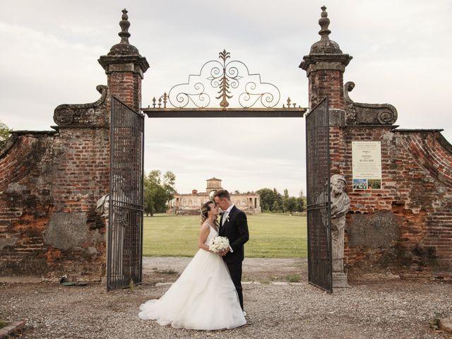 Il matrimonio di Roberto e Valentina a Chignolo Po, Pavia 6