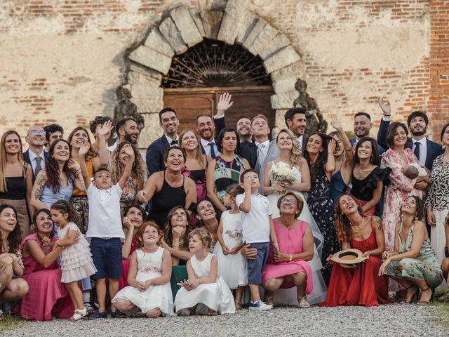 Il matrimonio di Roberto e Valentina a Chignolo Po, Pavia 10