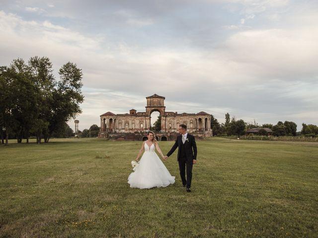 Il matrimonio di Roberto e Valentina a Chignolo Po, Pavia 15