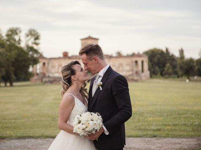 Il matrimonio di Roberto e Valentina a Chignolo Po, Pavia 16