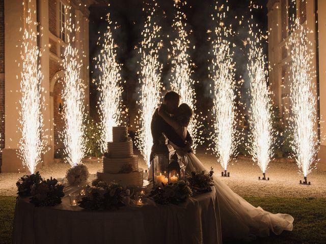 Il matrimonio di Roberto e Valentina a Chignolo Po, Pavia 17