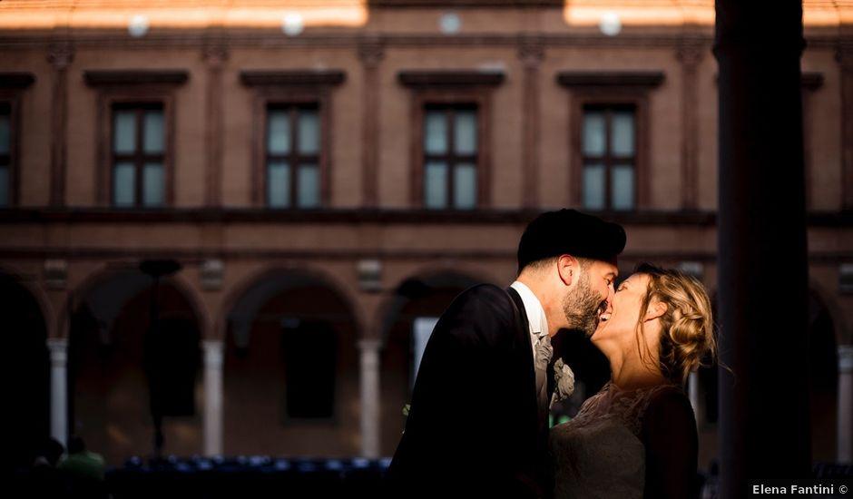 Il matrimonio di Davide e Tania a Carpi, Modena