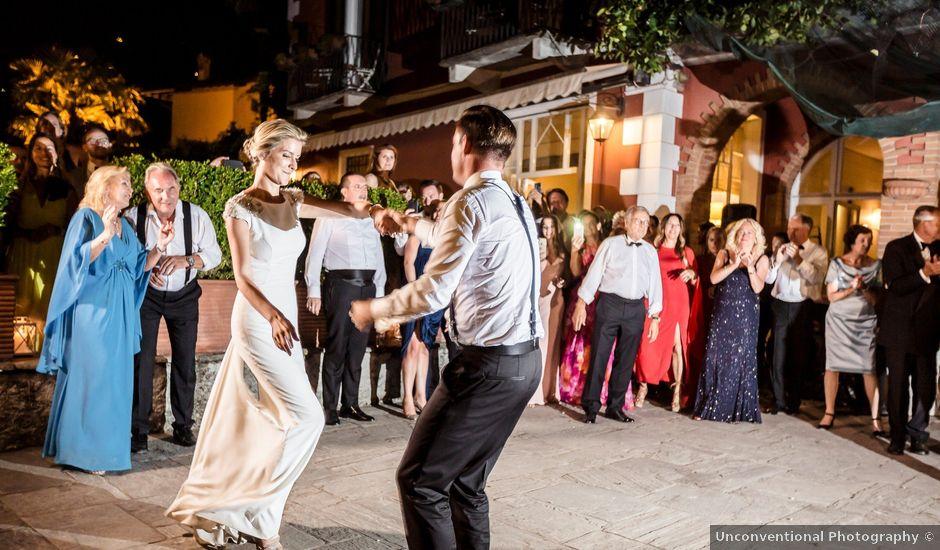 Il matrimonio di Timm e Regina a Stresa, Verbania