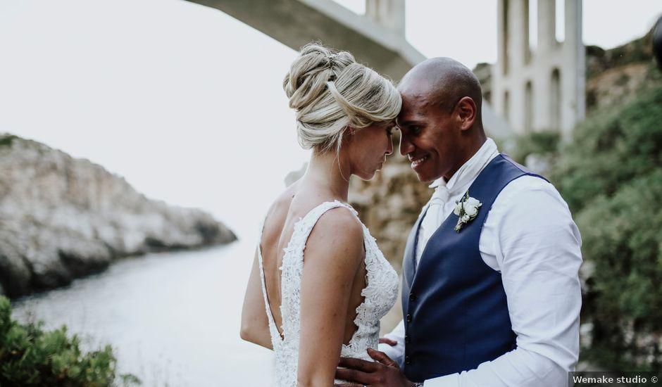 Il matrimonio di Charlton e Gina a Morciano di Leuca, Lecce