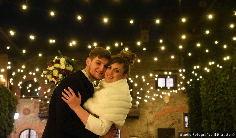 Il matrimonio di Alessandro e Viviana a Calolziocorte, Lecco