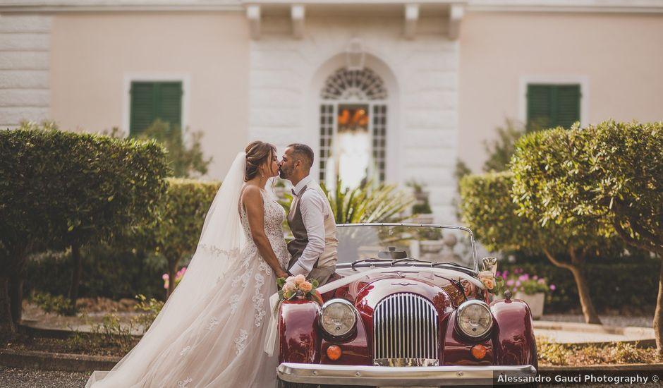 Il matrimonio di Denis e Julia a Livorno, Livorno