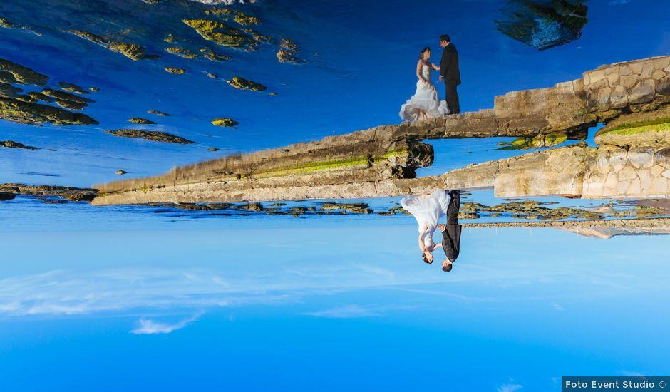 Il matrimonio di Giuseppe e Angela a Siculiana, Agrigento