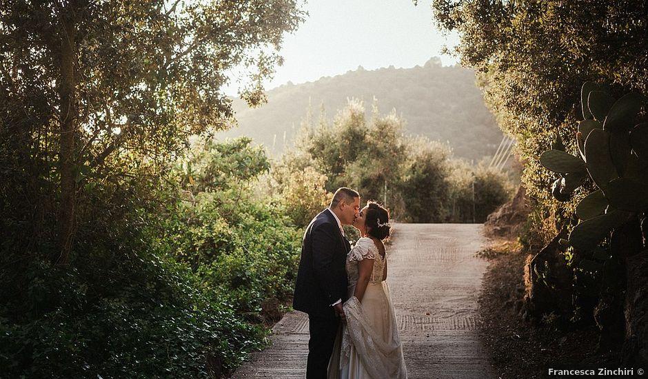 Il matrimonio di Luca e Francesca a Sennori, Sassari