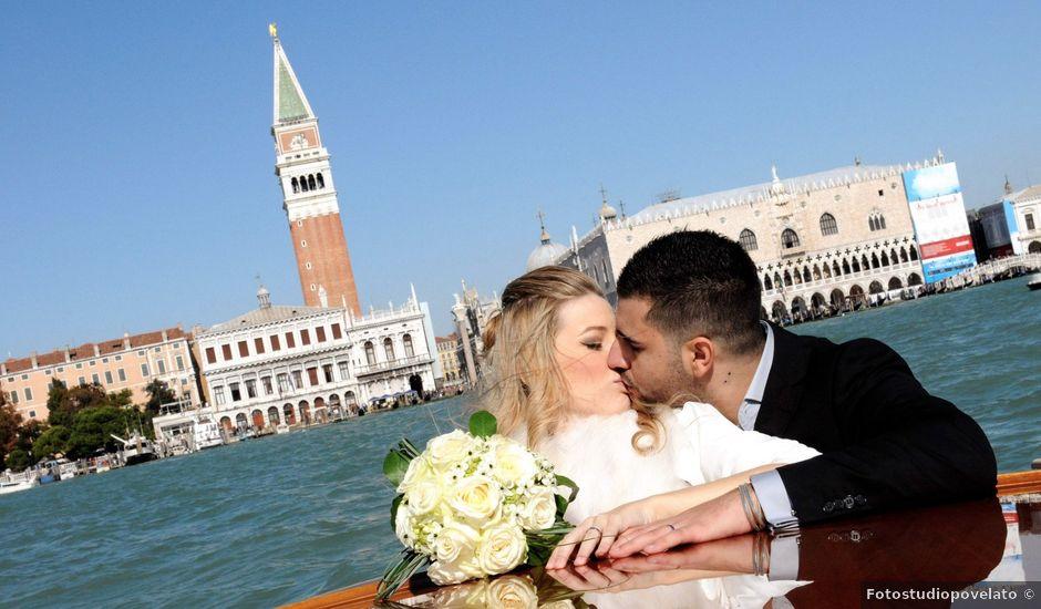 Il matrimonio di Bernard e Cristine a Venezia, Venezia