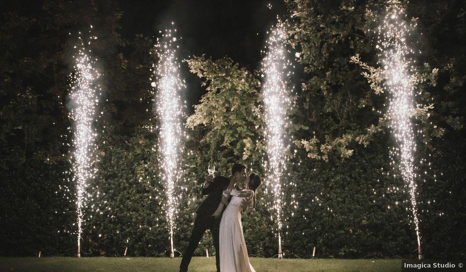 Il matrimonio di Federica e Carlo a Paese, Treviso