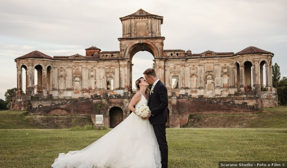 Il matrimonio di Roberto e Valentina a Chignolo Po, Pavia