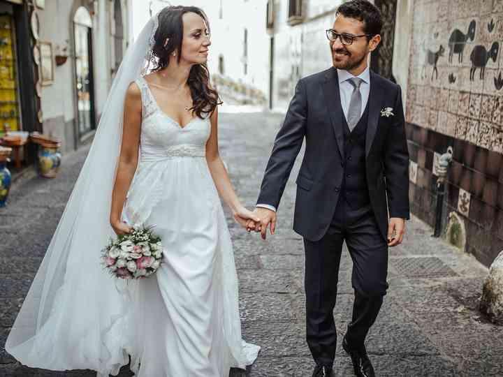le nozze di Ornella e Simone