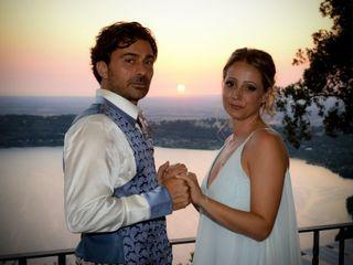 Le nozze di Emanuele e Tatiana
