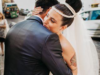 Le nozze di Brenda e Pietro