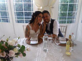 Le nozze di Debora e Alex