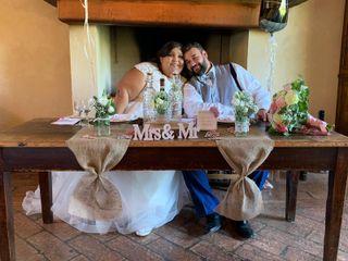 Le nozze di Barbara e Gabriele