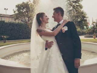 Le nozze di Alessandra e Gerald