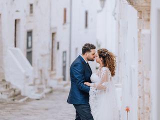 Le nozze di Carmine e Linda