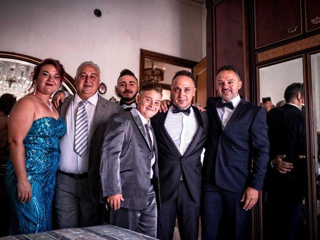 Il matrimonio di Davide e Elena a Alcamo, Trapani 1