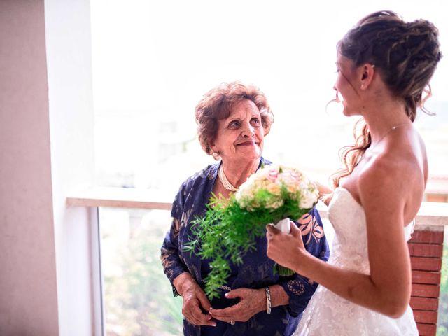 Il matrimonio di Davide e Elena a Alcamo, Trapani 6