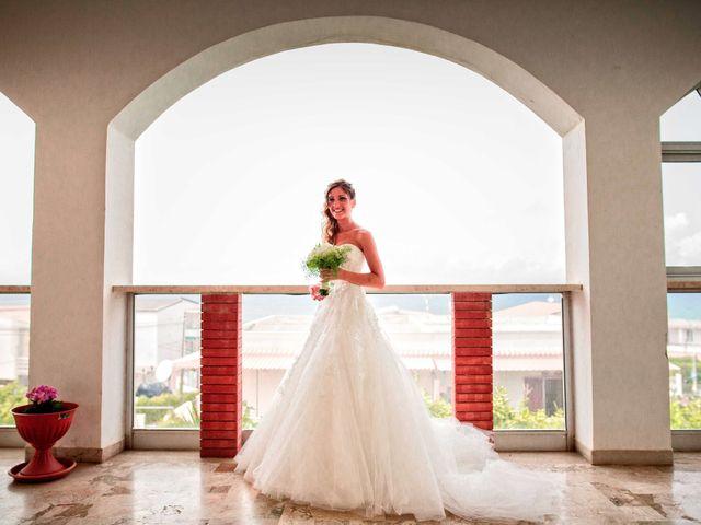 Il matrimonio di Davide e Elena a Alcamo, Trapani 7