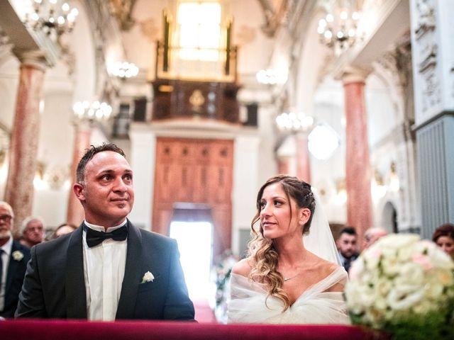 Il matrimonio di Davide e Elena a Alcamo, Trapani 9