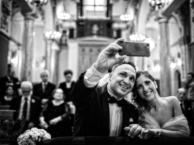 Il matrimonio di Davide e Elena a Alcamo, Trapani 10