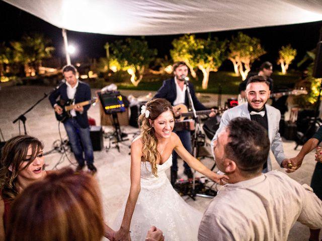 Il matrimonio di Davide e Elena a Alcamo, Trapani 15