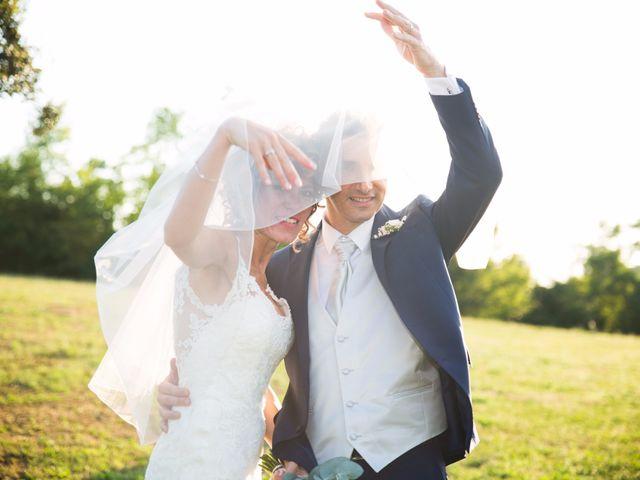 Le nozze di Alessandra e Mirco