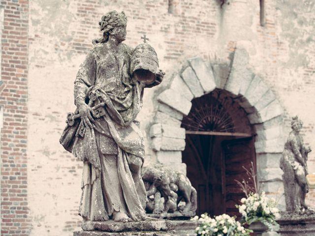 Il matrimonio di Roberto e Elisabetta a Chignolo Po, Pavia 4