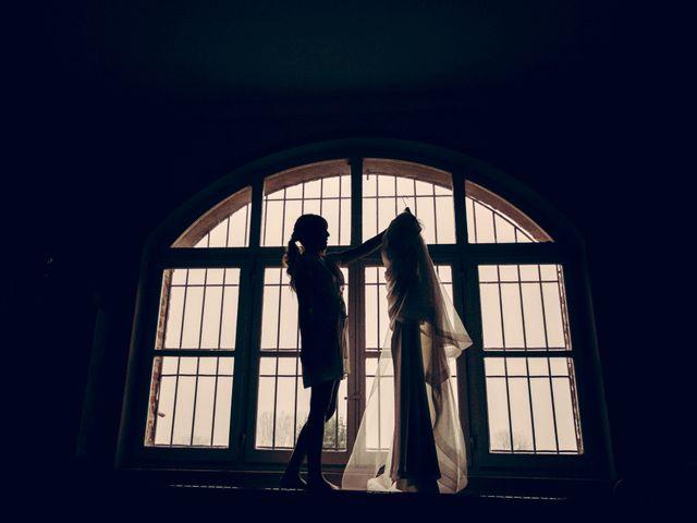 Il matrimonio di Roberto e Elisabetta a Chignolo Po, Pavia 1