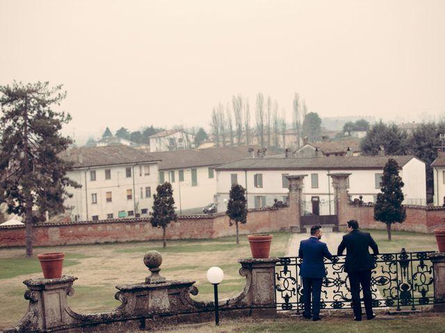 Il matrimonio di Roberto e Elisabetta a Chignolo Po, Pavia 20