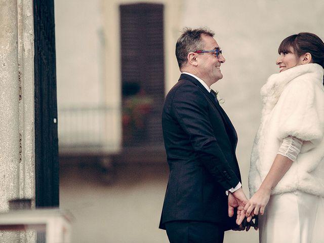Il matrimonio di Roberto e Elisabetta a Chignolo Po, Pavia 33