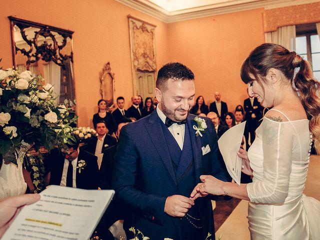 Il matrimonio di Roberto e Elisabetta a Chignolo Po, Pavia 38