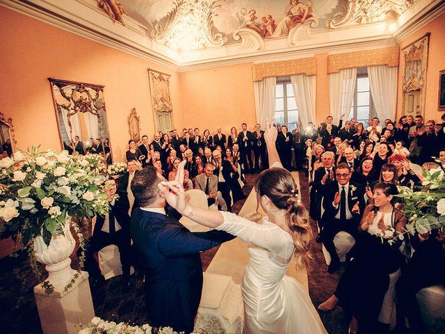 Il matrimonio di Roberto e Elisabetta a Chignolo Po, Pavia 39