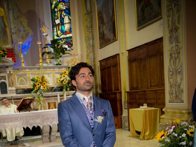 Il matrimonio di Tatiana e Emanuele a Castel Gandolfo, Roma 4