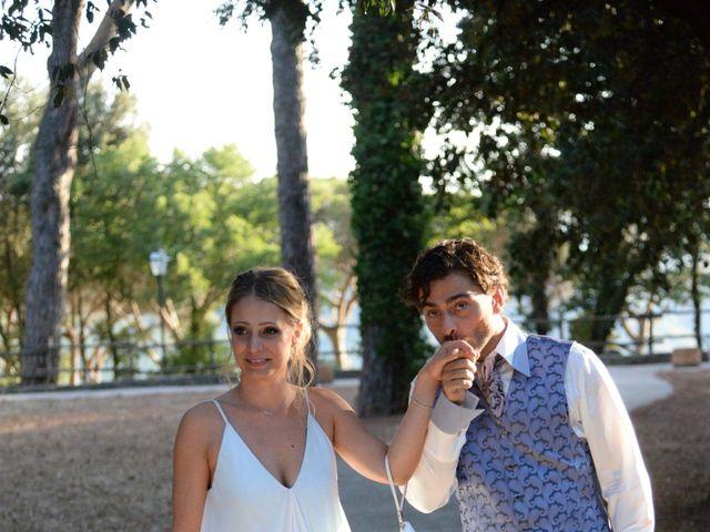 Il matrimonio di Tatiana e Emanuele a Castel Gandolfo, Roma 9