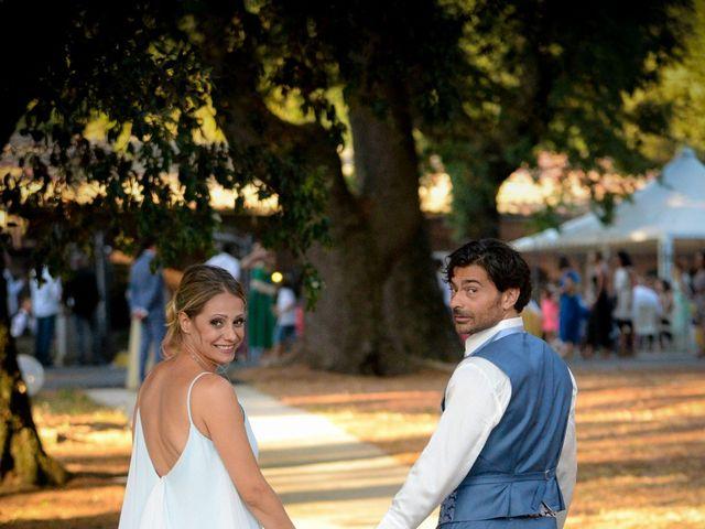 Il matrimonio di Tatiana e Emanuele a Castel Gandolfo, Roma 10