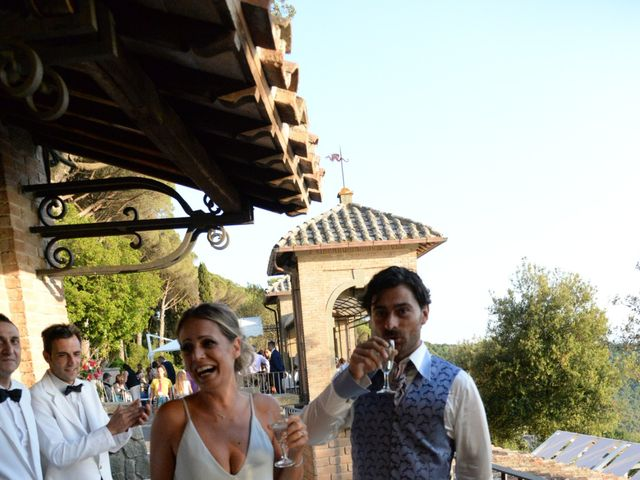 Il matrimonio di Tatiana e Emanuele a Castel Gandolfo, Roma 11