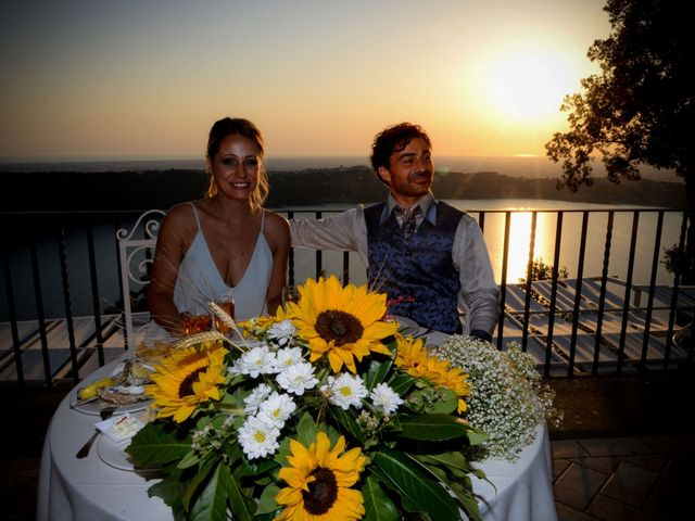 Il matrimonio di Tatiana e Emanuele a Castel Gandolfo, Roma 2