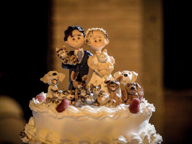 Il matrimonio di Tatiana e Emanuele a Castel Gandolfo, Roma 15