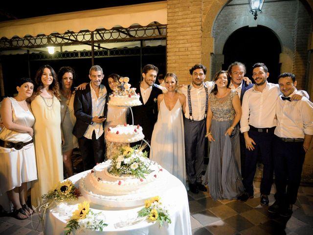 Il matrimonio di Tatiana e Emanuele a Castel Gandolfo, Roma 16
